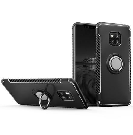 Huawei Mate 20 PRO - HYBRID-Skal med Ringhållare från FLOVEME
