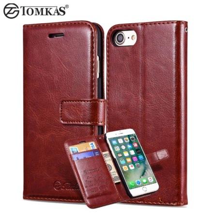 iPhone 7 PLUS Vintage Plånboksfodral från TOMKAS (ORGINAL)