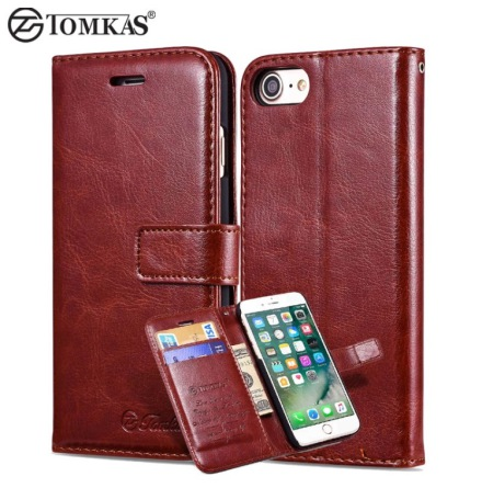 iPhone 7 Plus Plånboksfodral från TOMKAS