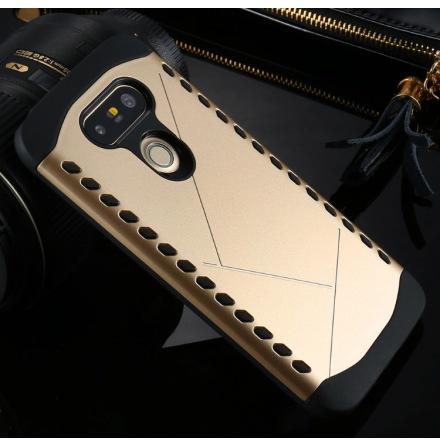 Praktiskt Armor Hybrid Skal till LG G5 från FLOVEME