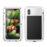 HEAVY DUTY-fodral (Stryktålig) Aluminum för iPhone XR
