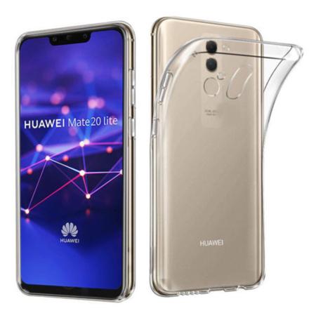 Huawei Mate 20 Lite - Smart Skyddsskal i Silikon från FLOVEME