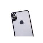 Fram&Baksida HuTech Originalskydd 3D i Aluminium -  iPhone X/XS