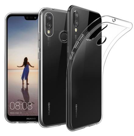 Huawei P20 Lite - Smart Skyddsskal i Silikon från FLOVEME