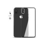 Fram&Baksida HuTech Originalskydd 3D i Aluminium - iPhone XS Max