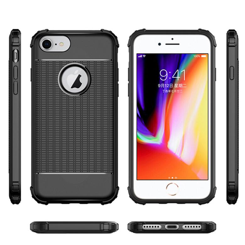 Artikelbild  Smart Skyddsskal från LEMAN (Värmeavledande) iPhone 6 6S Plus bcbbafab14cc9