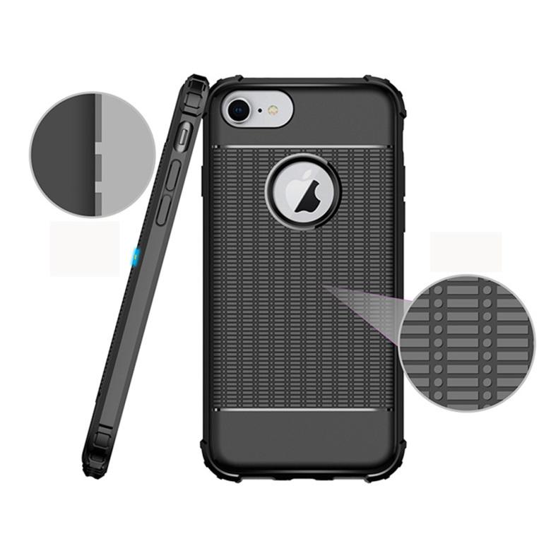 Smart Skyddsskal från LEMAN (Värmeavledande) iPhone 6 6S Plus - mobilrex f8c9f784f7539