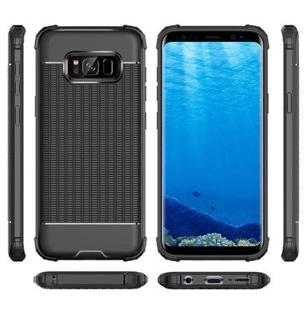 Smart Skyddsskal - LEMAN (Värmeavledande) Samsung Galaxy S8+