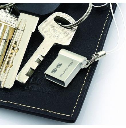 USB 2.0 minne flash (Metall) 32GB (SUNTRSI ORIGINAL) VATTENTÅLIG