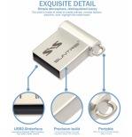 USB 2.0 minne flash (Metall) 32GB (SUNTRSI ORGINAL) VATTENTÄT