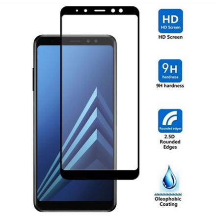 Heltäckande Skärmskydd från HuTech för Samsung Galaxy A7 2018