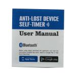 UFO Nyckelhittare Keyfinder Tracker med Bluetooth