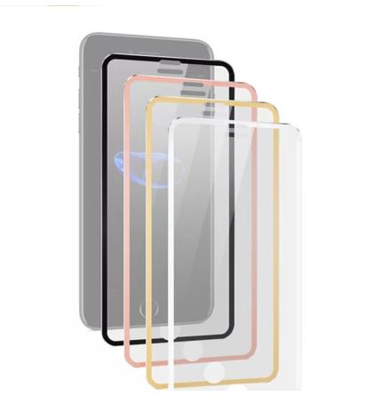 iPhone XR ProGuard Skärmskydd 3D Aluminiumram (ORIGINAL)