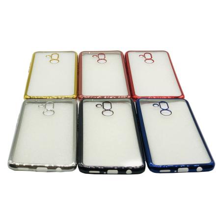Stilrent Extra tunt Silikonskal - Huawei Mate 20 Lite (FLOVEME)
