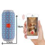 Stilren Praktiskt Portabel Bluetooth Högtalare