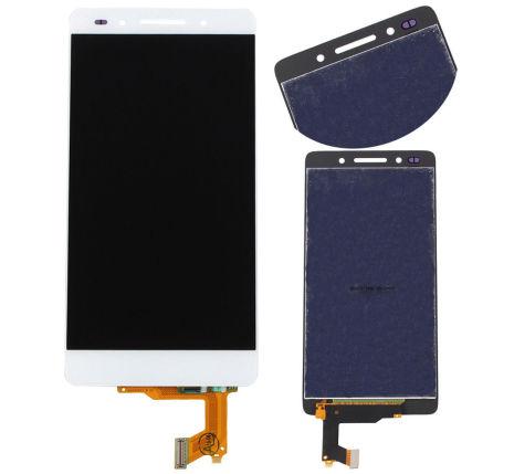 Huawei Honor 7 - LCD Display Skärm VIT
