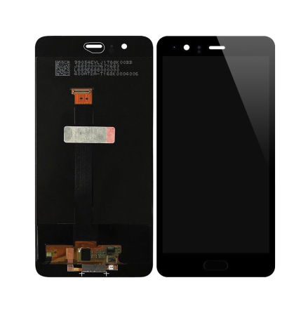 Huawei P10 Plus - LCD-Skärm-Display SVART