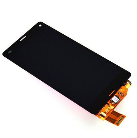 Sony Xperia Z3 Compact - LCD-Skärm-Display SVART (OEM)