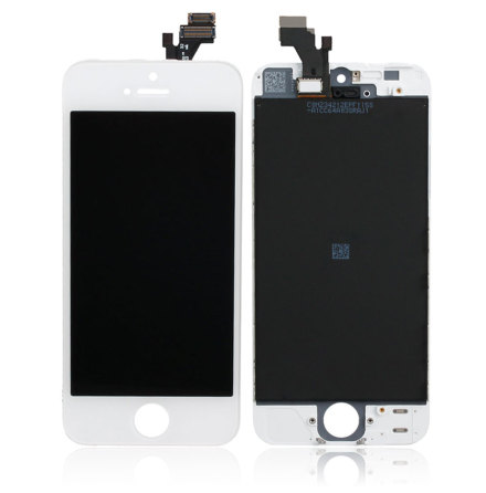 iPhone 5 - LCD Display Skärm OEM (Original-LCD) VIT
