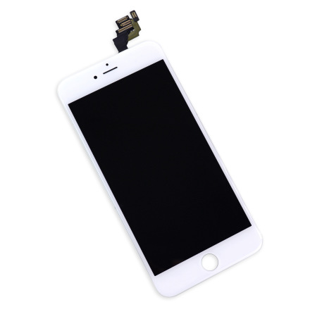 iPhone 6 - LCD Display Skärm OEM (Original-LCD) VIT