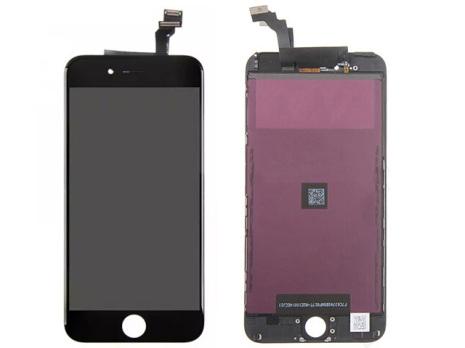 iPhone 6plus - LCD Display Skärm OEM (Original-LCD) SVART