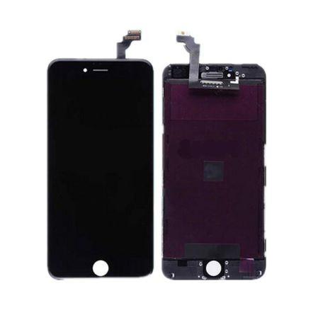 iPhone 6 Plus LCD-skärm (LG-tillverkad)  SVART