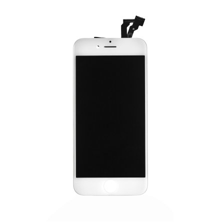 iPhone 6S LCD-skärm (AOU-tillverkad)  VIT