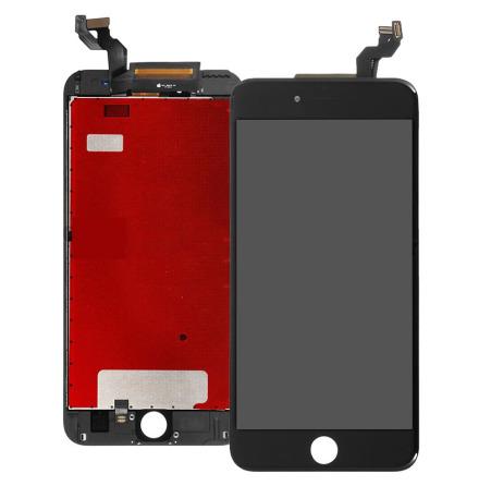 iPhone 6S Plus LCD-skärm (AOU-tillverkad)  SVART
