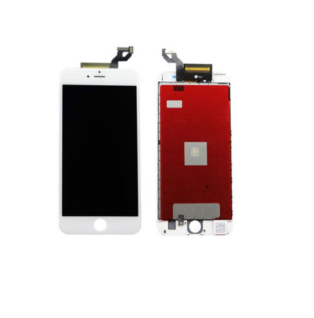 iPhone 6S Plus LCD-skärm (AOU-tillverkad)  VIT