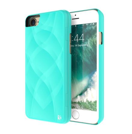 iPhone 6 - Skal med Spegel samt Korthållare på baksidan