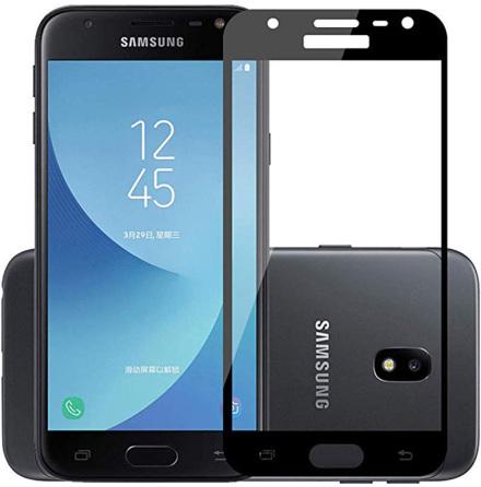 Heltäckande Skärmskydd från HuTech för Samsung Galaxy J3 2017
