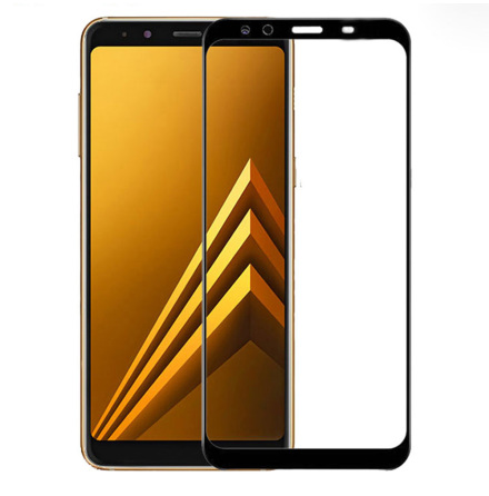 Samsung J6 2018 - HuTech Skärmskydd 2.5D