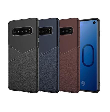 Stilrent Skal från LEMAN till Samsung Galaxy S10 Plus