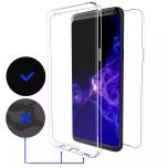 Crystal-Fodral - Touchsensorer (Dubbelt) Samsung Galaxy S10Plus