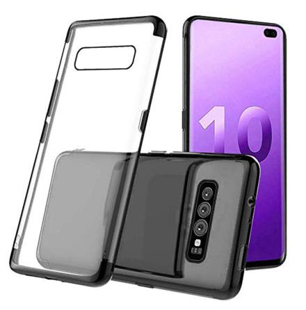 Effektfullt Skal av mjuk Silikon till Samsung Galaxy S10 Plus