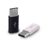 Nya USB 3.1 Typ-C hane till Micro USB hona Adapter Converter