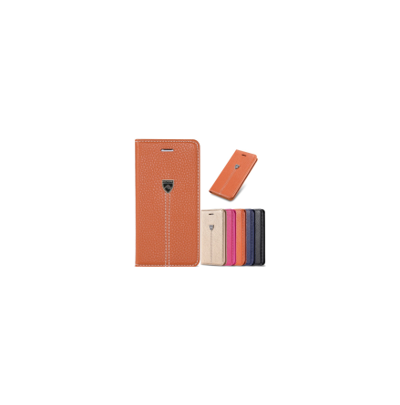 iPhone 6/6S - Stilrent Vintage plånboksfodral från FLOVEME