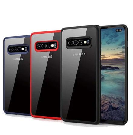 Silikonskal med Extra Stötdämpning för Samsung Galaxy S10