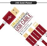 IPHONE 5/6/7 - 8 pin USB SnabbladdningsKabel (ORIGINAL)