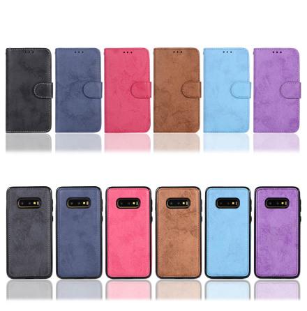 Lemans Stilrena Plånboksfodral - Samsung Galaxy S10e