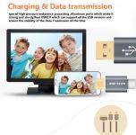 IPHONE 5/6/7 USB SnabbladdningsKabel 100cm (0RIGINAL)