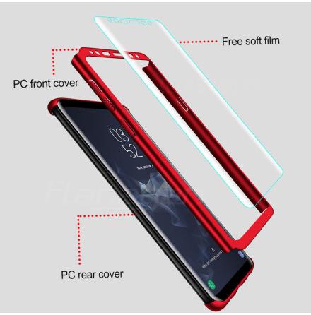 Stilrent Skyddande Skal - Samsung Galaxy S10
