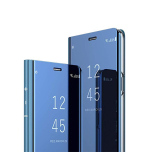 Samsung Galaxy S10 Plus - Smart Clear View Fodral (LEMAN)