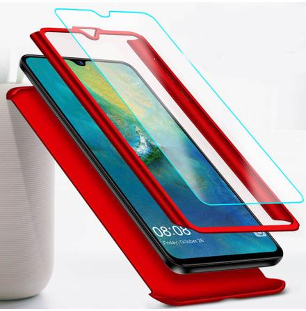 Stilrent Skyddande Dubbelsidigt Fodral - Huawei Mate 20 Pro