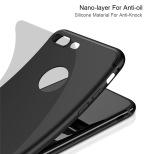 iPhone 6/6S - Stilrent Matt Silikonskal från NKOBEE