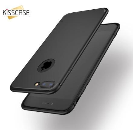 iPhone 6/6S Plus - Stilrent Matt Silikonskal från NKOBEE