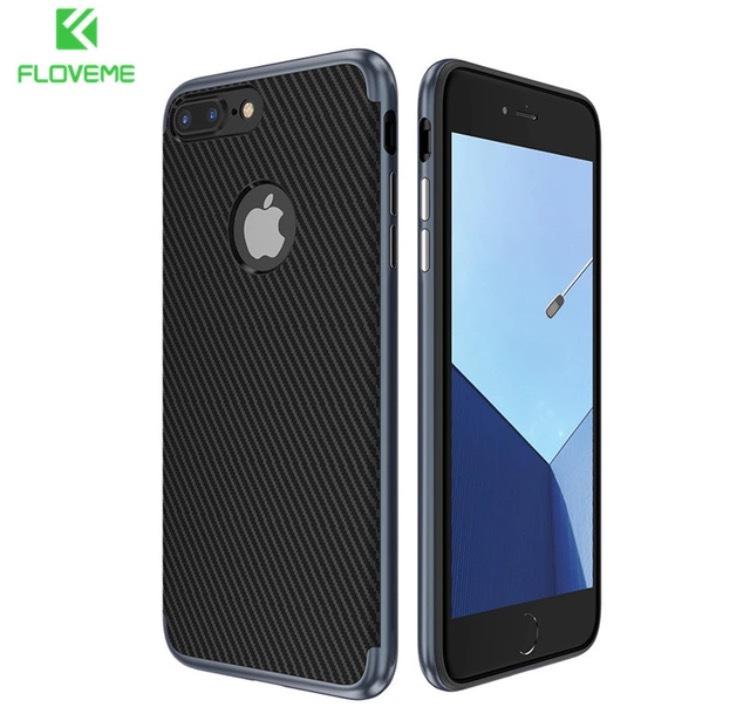 Stilrent skal till iPhone 6 6S från FLOVEME s (CARBON-serie) - mobilrex 246ee355569fe