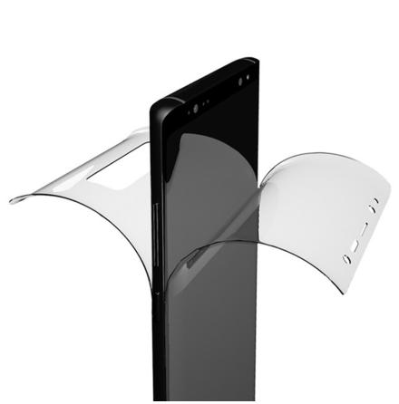 Fram&Bak Skärmskydd (HuTech) - Samsung Galaxy S10 Plus