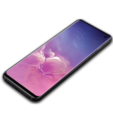 Samsung Galaxy S10 - FRAM och BAK Skärmskydd (HuTech)