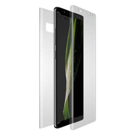 Samsung Galaxy S10E - Fram och Bak Skärmskydd (HuTech)